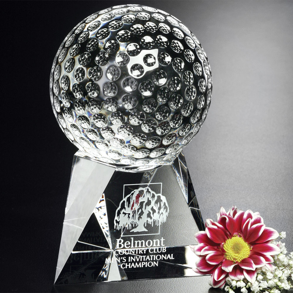 """142246320-133 - Triad Golf Award 2-3/8"""" Dia. - thumbnail"""