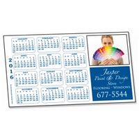 "513729436-183 - HD Resolution Digital Full Color Horizontal Calendar Magnet - Palm Tree (4""x7"") - thumbnail"