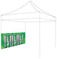 904604428-183 - Promotional Tent Dye-Sub Half Wall Kit - thumbnail