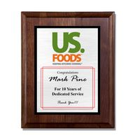 "594245285-182 - Madaket Wood Plaque Award (9""x12"") - thumbnail"