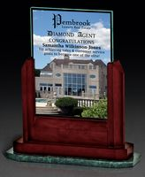 "924230445-182 - The Ambassador Award (10 1/2""x12""x3 1/2"") - thumbnail"