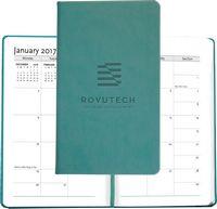 "185003856-197 - Medium Casebound Hybrids™ Bohemian™ Journal w/Planner (5""x8.5"") - thumbnail"