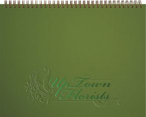 """323768914-197 - ThePresident™ Deluxe Front Monthly Planner w/Chip Back (11""""x8.5"""") - thumbnail"""