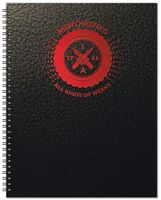 "583768838-197 - TheAnalyst™ Monthly Planner - Deluxe Front/Chip Back (8.5""x11"") - thumbnail"
