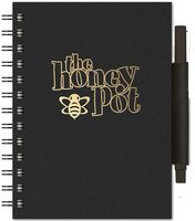 "734061721-197 - EcoBooks - EcoNotes NotePad w/EcoPort & Pen (5""x7"") - thumbnail"