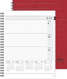 "783318975-197 - XeoPlanner™ HardCover Organizer (7""x8.75"") - thumbnail"