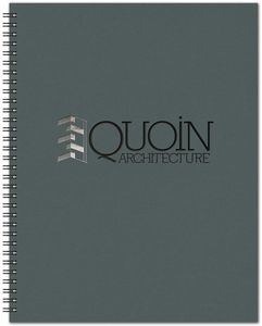 """913318983-197 - TheAnalyst™ Monthly HardCover Planner (8.5""""x11"""") - thumbnail"""