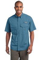 114086938-120 - Eddie Bauer® Short Sleeve Fishing Shirt - thumbnail