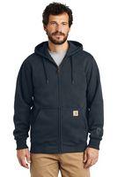 155955539-120 - Carhartt® Rain Defender® Paxton Heavyweight Hooded Zip-Front Sweatshirt - thumbnail