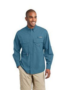314086931-120 - Eddie Bauer® Long Sleeve Fishing Shirt - thumbnail