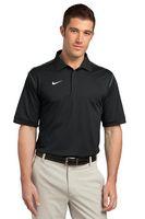 343705980-120 - Nike Golf Dri-FIT Sport Swoosh Pique Polo Shirt - thumbnail