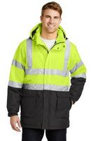 352792789-120 - Port Authority® ANSI 107 Class 3 Safety Heavyweight Parka Coat - thumbnail