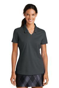 353068692-120 - Nike Golf Ladies' Dri-FIT Micro Pique Sport Shirt - thumbnail
