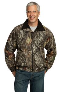 392164004-120 - Port Authority® Men's Mossy Oak® Challenger™ Jacket - thumbnail