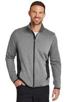 515165034-120 - Eddie Bauer® Men's Full-Zip Heather Stretch Fleece Jacket - thumbnail