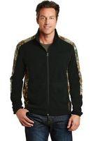 535164688-120 - Port Authority® Camouflage Microfleece Full-Zip Jacket - thumbnail