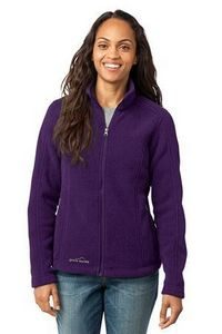 573925971-120 - Eddie Bauer® Ladies' Full-Zip Fleece Jacket - thumbnail