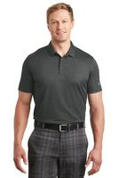 725315186-120 - Nike Golf Men's Dri-FIT Crosshatch Polo Shirt - thumbnail