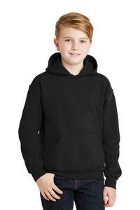743542338-120 - Gildan® Youth Heavy Blend™ Hooded Pullover Sweatshirt - thumbnail
