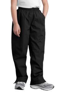 752914441-120 - Sport Tek® Youth Wind Pants - thumbnail