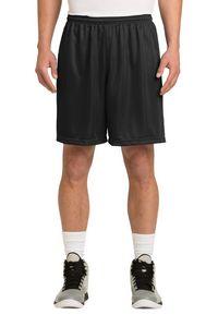 "753921276-120 - Sport-Tek® Men's PosiCharge® Classic Mesh Shorts w/7"" Inseam - thumbnail"