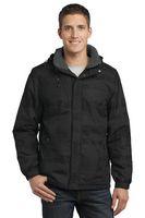 904168333-120 - Port Authority® Men's Brushstroke Print Insulated Jacket - thumbnail