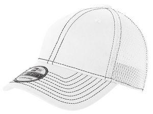 923334199-120 - New Era® Stretch Mesh Contrast Stitch Cap - thumbnail