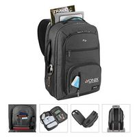 156102449-184 - Solo Grand Travel TSA Backpack - thumbnail