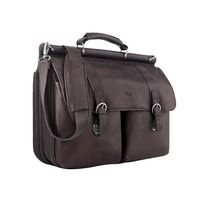 305178030-184 - Solo Warren Leather Briefcase - thumbnail