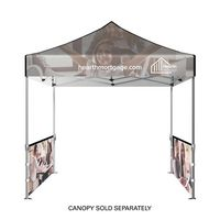 326252620-184 - DisplaySplash 10' x 3' Double-Sided Tent Wall, 2pc Set  - thumbnail