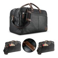 335546820-184 - Solo Bayside Leather Duffel - thumbnail