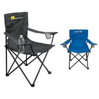344584812-184 - Point Loma Folding Event Chair with Carrying Bag - thumbnail