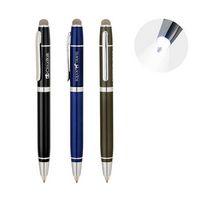 364584753-184 - Infinity Ballpoint Pen / Stylus / LED Light - thumbnail