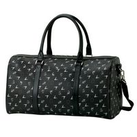 395815229-184 -  Black Lamborghini Duffel Bag - thumbnail