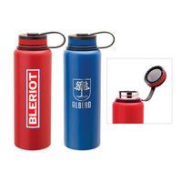 535178043-184 - Sediento 40 oz. Steel Vacuum Water Bottle  - thumbnail
