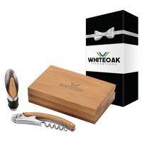 575775390-184 - Bel Vino 2 Piece Wine Set & Packaging - thumbnail
