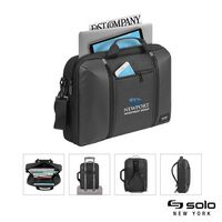 706313264-184 - Solo Highpass Hybrid Briefcase Backpack - thumbnail