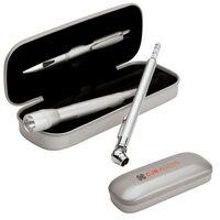 712851001-184 - Tire Gauge, Flashlight & Pen Auto Kit - thumbnail