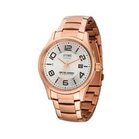 715301355-184 - Jorg Gray Signature Men's Rose Gold Bracelet Watch - thumbnail