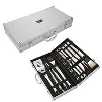 905862921-184 - Central Park 18 Piece Steel BBQ Set - thumbnail