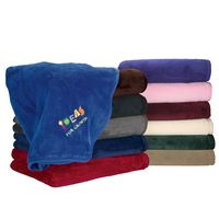 923074625-184 - Brookshire Micro-Plush Blanket - thumbnail