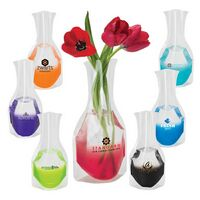 933463661-184 - Clear Base Vase - thumbnail