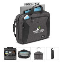946084166-184 - Solo Route Slim Brief w/ Tablet Pocket - thumbnail