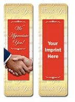 123175004-819 - Thank You Stock Full Color Digital Printed Bookmark - thumbnail
