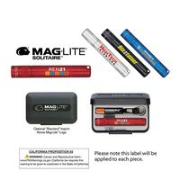 133398527-819 - K3A Mag-Lite® Solitaire Flashlight w/ 1 AAA Battery (Full Color Digital) - thumbnail