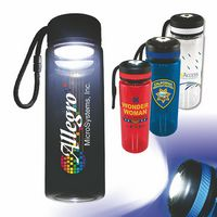 326023430-819 - 25 Oz. Tritan™ Bottle w/Flashlight Cap (Full Color Digital) - thumbnail