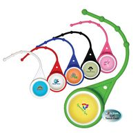 505773924-819 - Halcyon® Round Colored Lip Balm with Lanyard, Full Color Digital - thumbnail