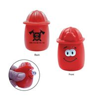 536306648-819 - Fire Chief Eye Poppin' Pal Stress Reliever (Spot Color) - thumbnail