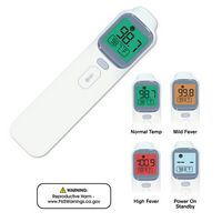 536336640-819 - No-Contact Infrared Thermometer, Blank - thumbnail