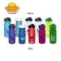 545901901-819 - 20 Oz. Sun Fun Cycle Bottle w/Flip Top Lid - thumbnail